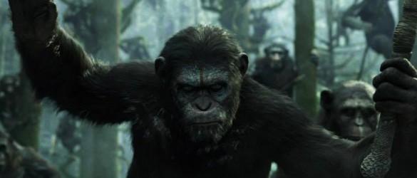 Trailer und TV-Spot zu Planet der Affen: Revolution (2014)
