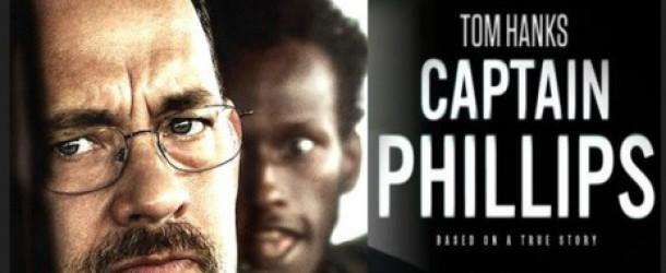 Filmkritik: Captain Phillips (2013)