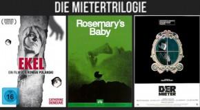 Die Mieter-Trilogie von Roman Polanski