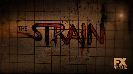 the strain serie