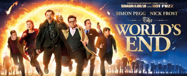 Filmkritik: The World's End