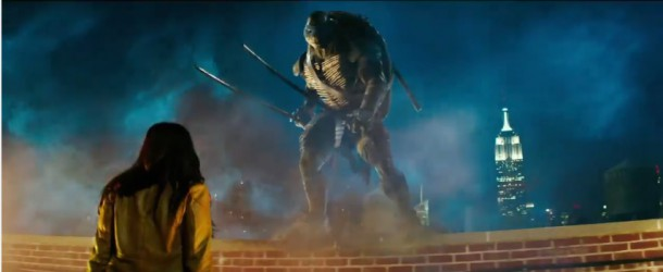 Neuer Teenage Mutant Ninja Turtles Trailer zeigt Entstehung!