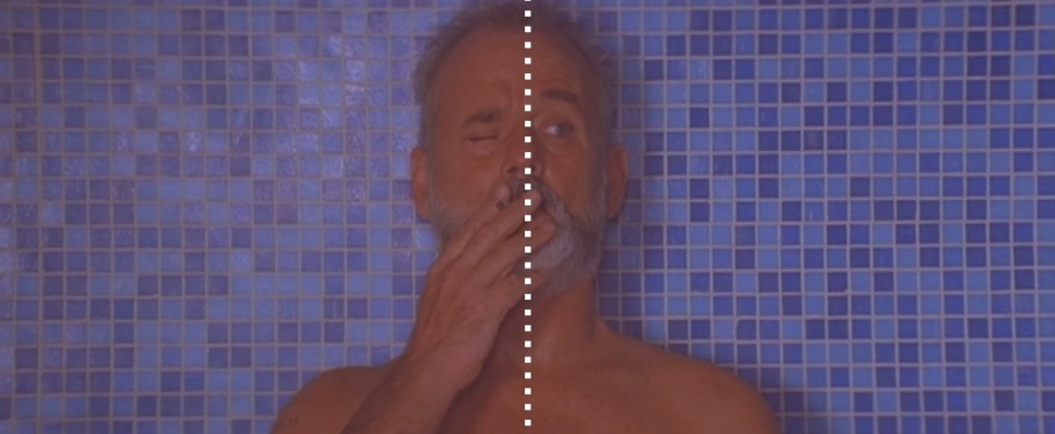 wesanderson bill murray centered