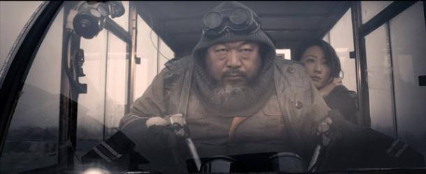 The Sand Storm – ein Science-Fiction-Kurzfilm mit Ai Weiwei bei Kickstarter