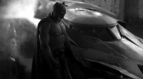 Batman vs Superman: Erstes Bild von Ben Affleck als Batman