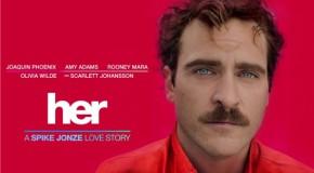 Filmkritik: Her (2014)