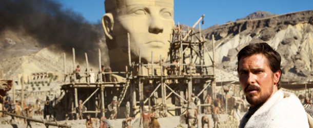 Trailer zu Exodus: Gods and Kings mit Christian Bale