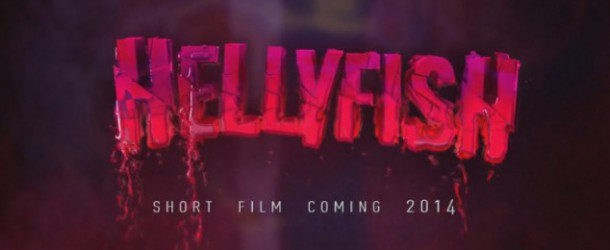 Trailer zum Trash-Horrorkurzfilm Hellyfish (2014)