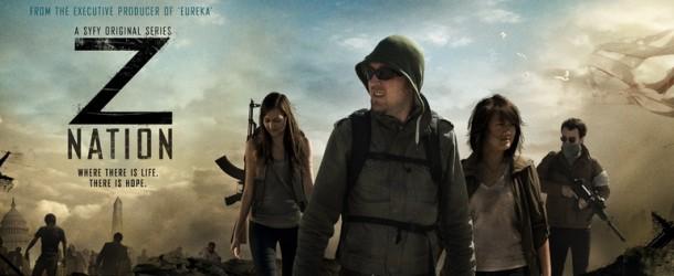 Teaser zur Zombie-Serie Z Nation: Konkurrenz für The Walking Dead?