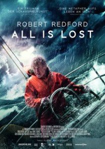 All Is Lost auf Amazon (c) SquareOne/Universum