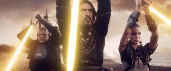 Dark Resurrection (2007/2011): Filmkritik zum Star Wars Fanfilm