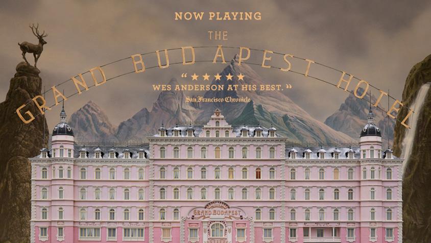 Grand Hotel Budapest Kritik