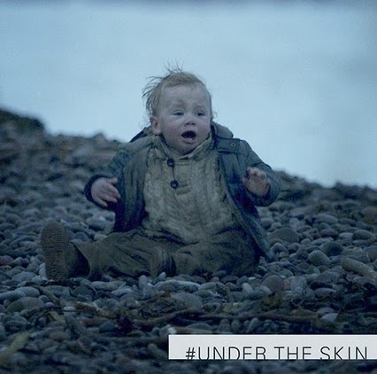 under the skin baby