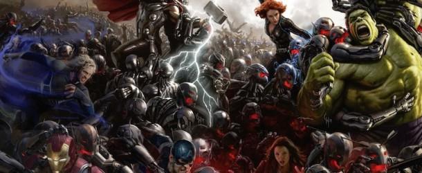 The Avengers 2: Age of Ultron Trailer zum Marvel-Blockbuster
