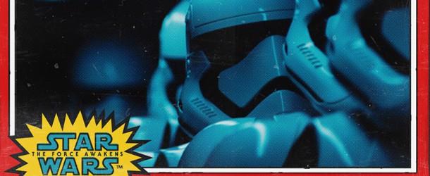 Star Wars: Das Erwachen – Sammelkarten zeigen Charakternamen