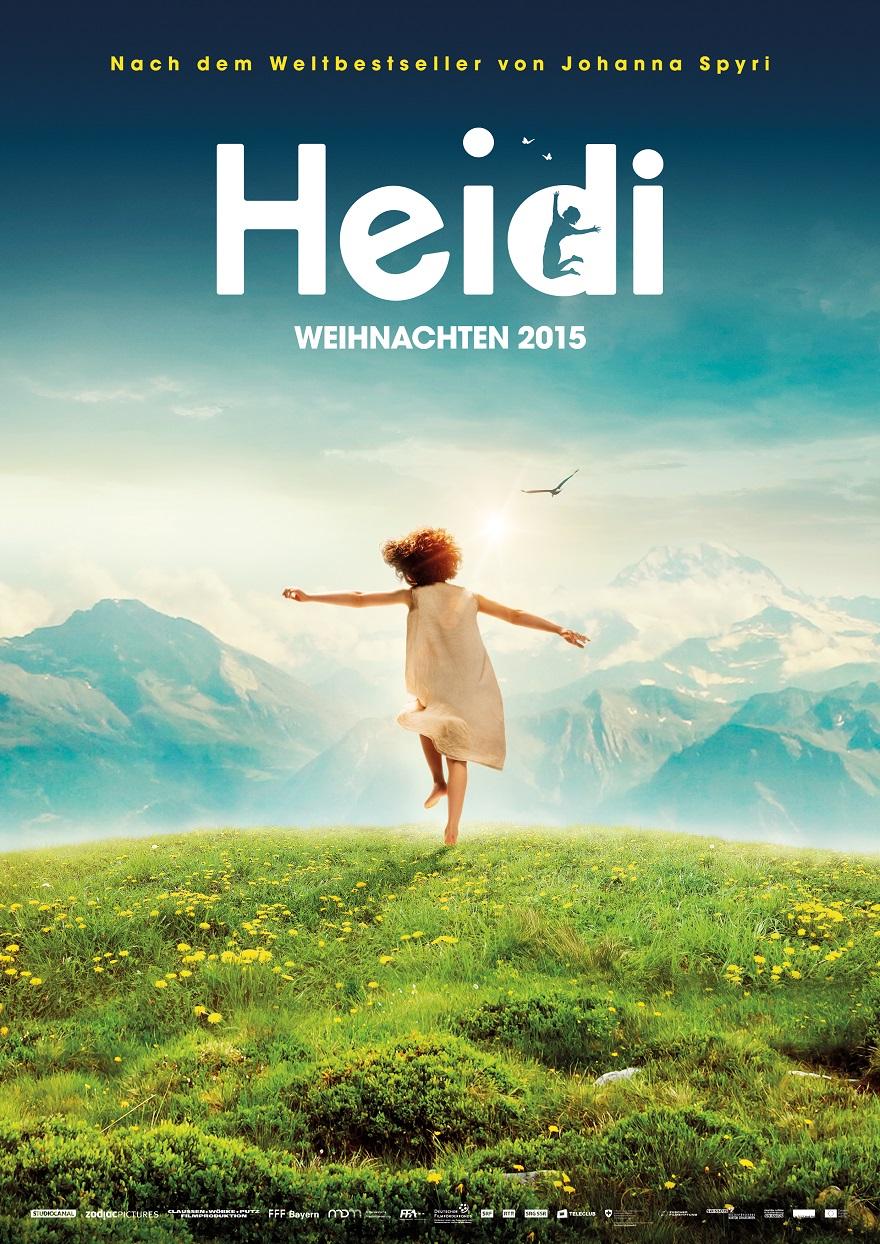heidi 2015 plakat poster