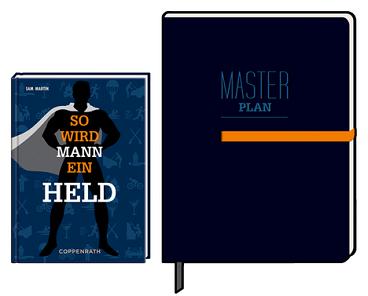 Set - So wird Mann ein Held - Masterplan