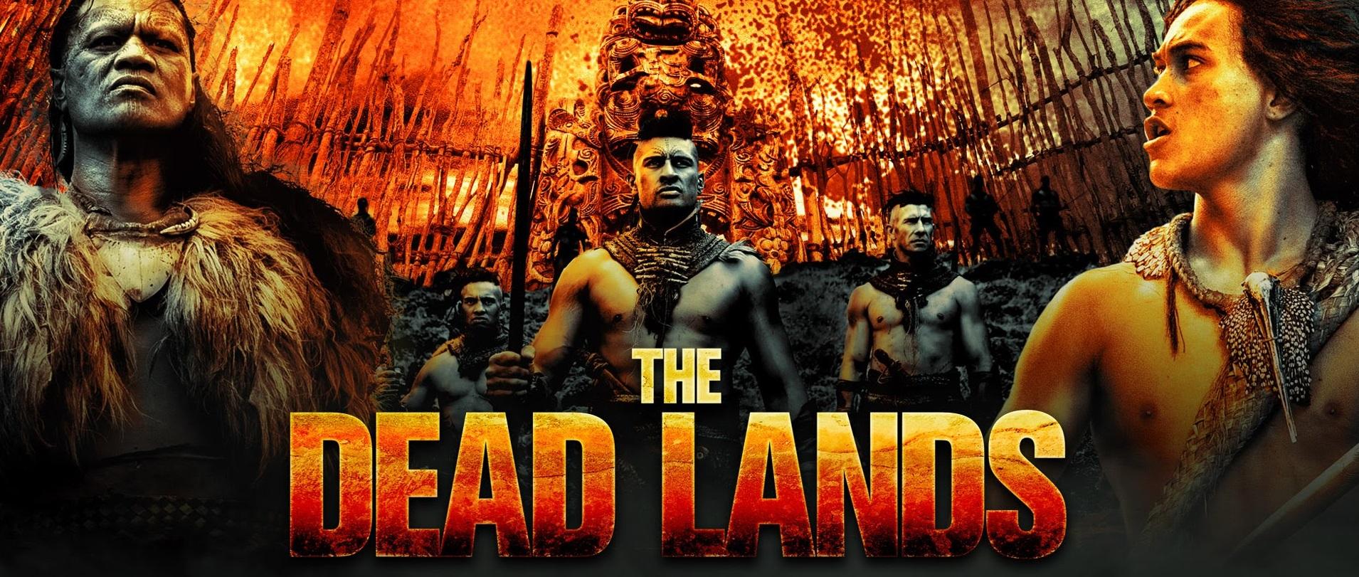 "Likeable Maori Krieger Decoration Of Kritik Zu ""the Dead Lands"": Māori Auf"