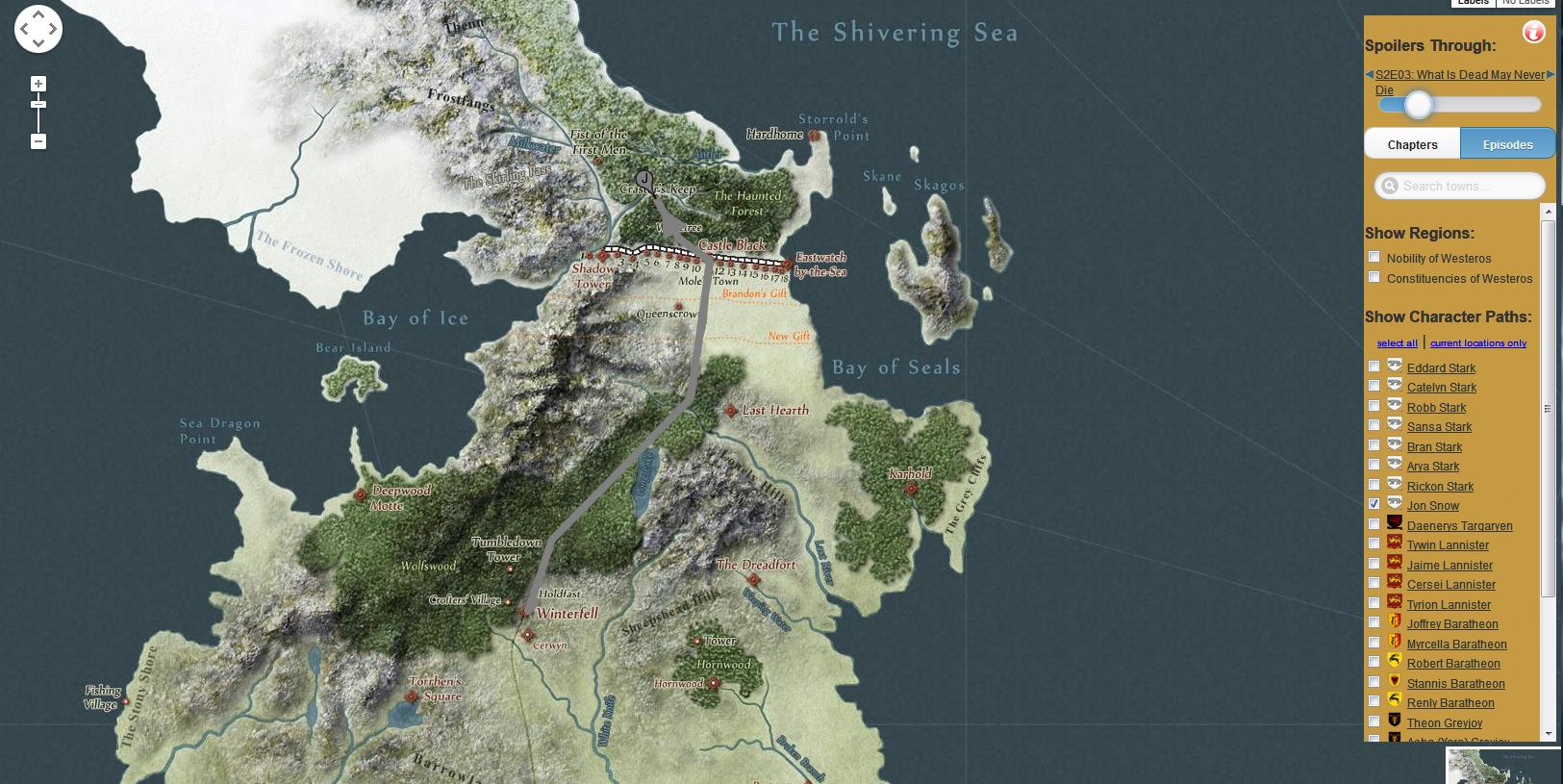 interaktive game of thrones karte map