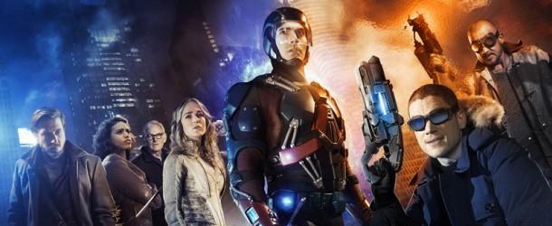 Legends of Tomorrow: Trailer zur Spin-off Superheldenserie von Arrow und The Flash