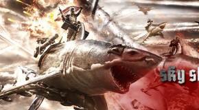 Sky Sharks Trailer: Nazis, Zombies und fliegende Haie!