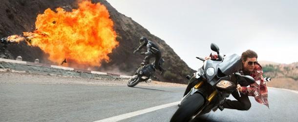 Mission Impossible: Rogue Nation – spektakuläre (echte) Stunts!