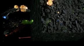 """Die Geschichte der Borg – """"The History of the Borg"""""""