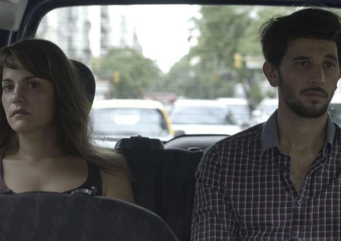 El Incendio -The Fire, das Paar Marcelo und Lucía (c) FiGA Films