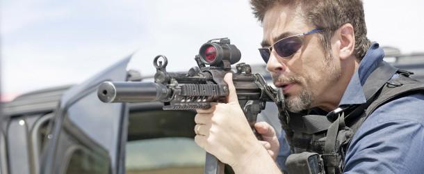 """""""Sicario"""" (2015) Kritik zum neuen Thriller mit Benicio Del Toro und Emily Blunt"""