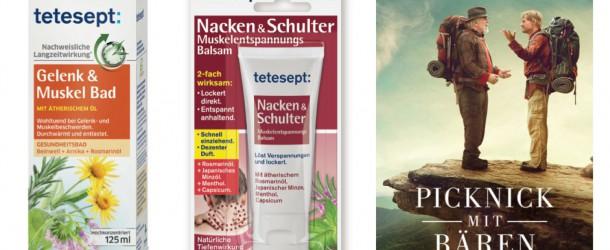 PICKNICK MIT BÄREN: Verlosung zum Filmstart der Bestseller-Verfilmung mit Robert Redford