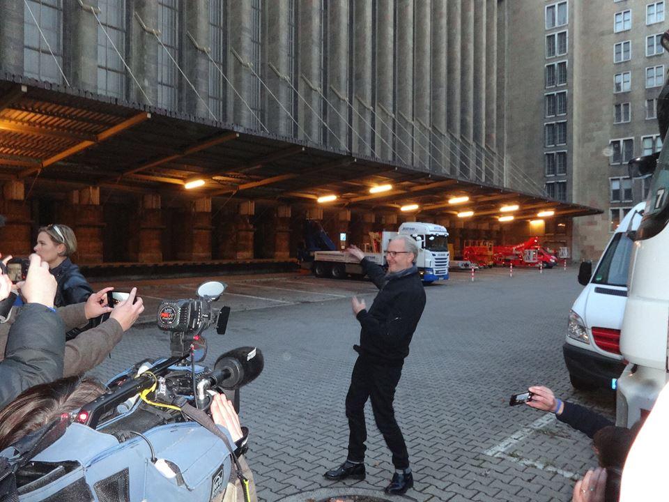 Francis Lawrence regisseur tribute von panem berlin