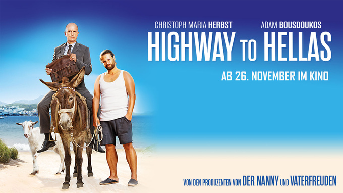 "Kritik & Trailer: ""Highway to Hellas - WELT"