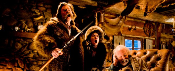"Kritik zu Quentin Tarantinos ""The hateful eight"" – Nächster Stopp: Minnies Miederwarenladen"