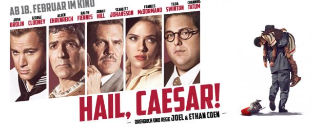"""""""Hail, Caesar"""" Kritik: Hollywoodsatire der Coen-Brüder eröffnet die 66. Berlinale"""