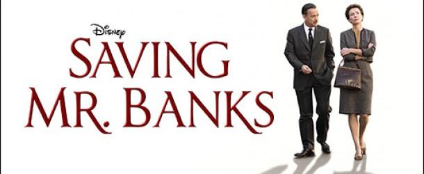 Saving Mr. Banks Kritik: Die Geschichte hinter Mary Poppins