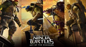 "Teenage Mutant Ninja Turtles 2: Trailer zu ""Out Of The Shadows"""