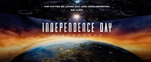 Sie sind wieder da! Gewinnspiel zu Independence Day 2: Wiederkehr