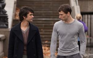 Danny und Alex lernen sich zufällig kennen - und lieben. © BBC Two