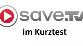 Save.TV Test: Der Onlinevideorecorder im Test