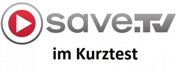 Save.TV Test: Der Onlinevideorecorder im Test