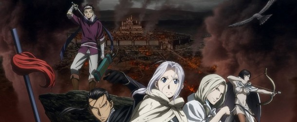 The Heroic Legend of Arslan Vol. 1 – Kritik der Premium Edition