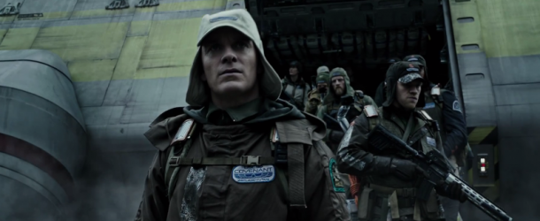 Alien Covenant Prolog: Szenen aus dem Film – das letzte Abendmahl!
