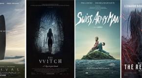Die besten Filme 2016: Die Top-5 der Filmverliebt-Redakteure