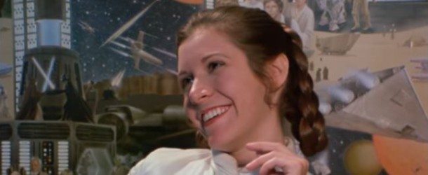 "Star Wars Celebration : ""A Tribute To Carrie Fisher"" Video"