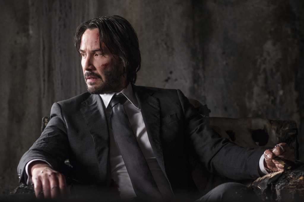 John Wick 2 Kritik 2017 Klappe Action Rezension