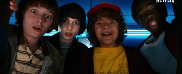 Stranger Things Staffel 2 Trailer – Neue Abenteuer in Hawkins