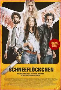 Schneeflöckchen Poster Film Fantasy Filmfest ©Lopta Film