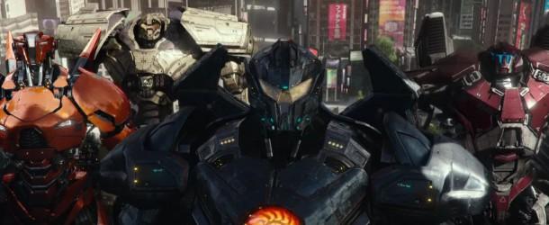 Pacific Rim 2: Uprising Trailer