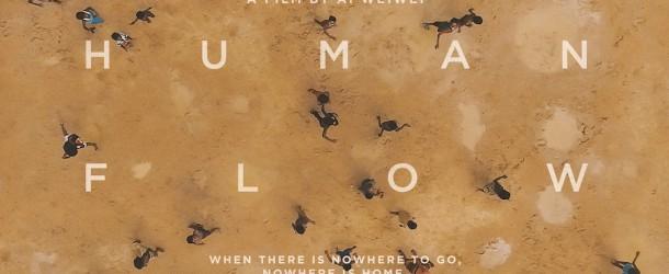 """""""Human Flow"""" Kritik: mosaikartige Dokumentation über die Flüchtlingskrise"""