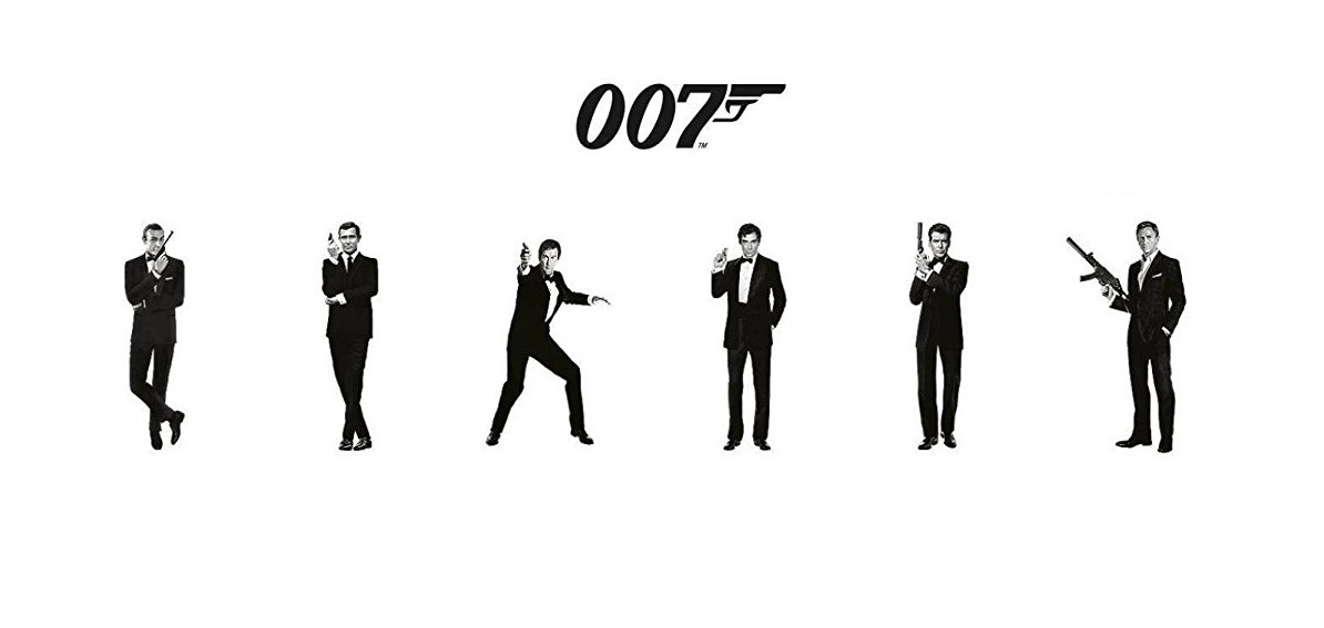 Liste Der James Bond Filme